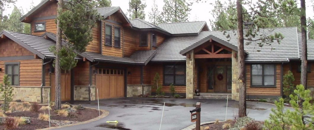 new home construction in bend or